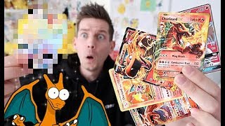 Opening a Rare CHARIZARD CARDS ONLY Booster!!!