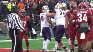 2016 Apple Cup Highlights
