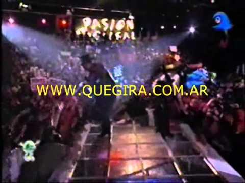 Jimmy y su combo negro produccion Argentina Pablo Lescano