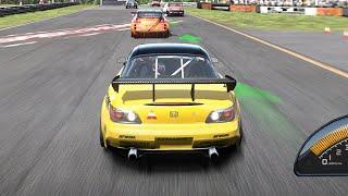 Need For Speed: Shift - Honda S2000 @ Alpental (1080p60)