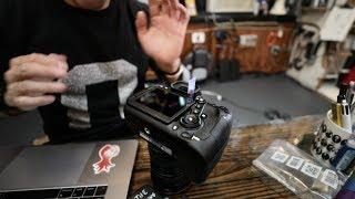 Casey's Camera Hack