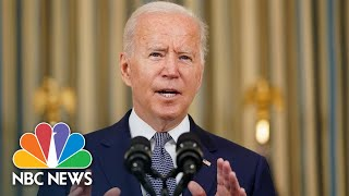 Live: Biden Addresses 76th U.N. General Assembly
