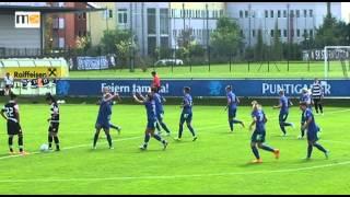Damen: SPG LUV/DFC - Sturm Graz