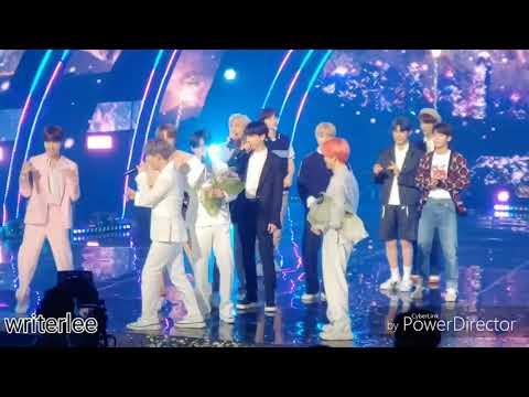 20190426 BTS  방탄소년단 Music Bank ending song