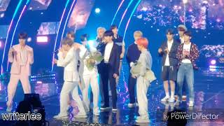 20190426 BTS  방탄소년단 Music Bank ending song