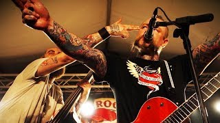 The Goddamn Gallows live 29.06.2019 full set @Muddy Roots Europe, Waardamme