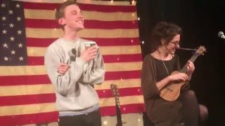 Awkward Duet Dodie Clark and Jon Cozart - Pittsburgh, PA 2016