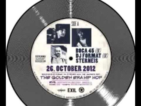 Baixar Boca 45 & dj Format - Golden Era Party Mix