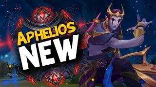 APHELIOS TOTALLY NOT BROKEN!! | New Champion APHELIOS Montage