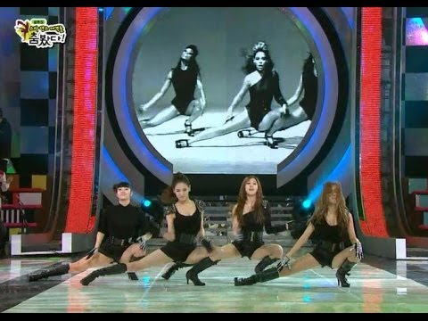 【TVPP】Rainbow - Single Ladies (Beyonce), 레인보우 - 싱글 레이디즈 (비욘세) @ Star Dance Battle