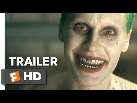 Suicide Squad Comic-Con Trailer (2016)