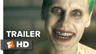 Suicide   Squad Comic-Con (2016) Trailer – Jared Leto, Will Smith Movie HD