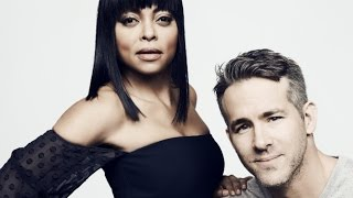 Ryan Reynolds & Taraji P. Henson - Actors on Actors - Full Conversation