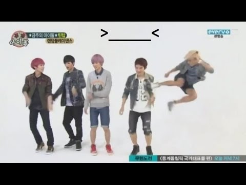 Teen Top beating each other upᕙ(⇀‸↼‶)ᕗ | FUNNY CUT