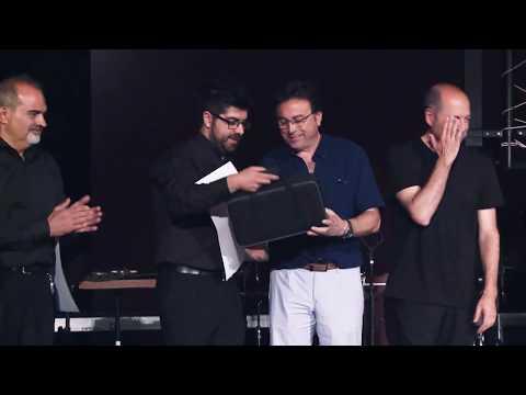 Entrega de Premios V CERTAMEN REGIONAL DE BANDAS DE MUSICA VILLA DE MOTA DEL CUERVO