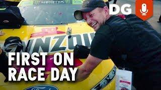 How To Get a Job at NASCAR