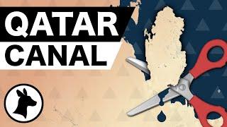 Saudi Arabia's Proposal To Cut Off Qatar With A Canal