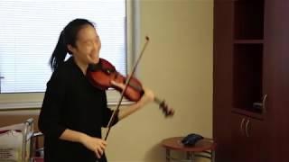 Arts and Music Program Volunteer Feature: Michelle Suh