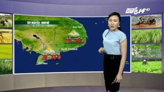 (VTC14)_Thời tiết nông vụ ngày 18/07/2017