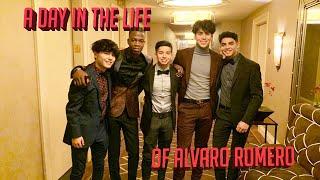 A day in the life of Alvaro Romero