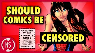 Comic Book Censorship: History of the Comics Code Authority (CCA) || Comic Misconceptions