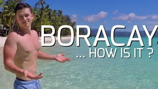 BORACAY, PHILIPPINES - One of the best Beaches in the World ?