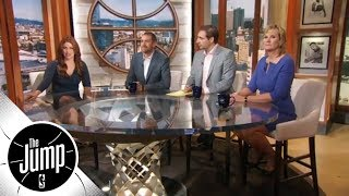 Nichols, Lowe, MacMullan and MacMahon break down Jimmy Butler's trade request   The Jump   ESPN