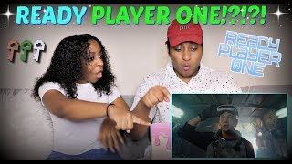 READY PLAYER ONE - Official Trailer REACTION!!!