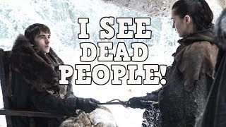Game of Thrones Season 8 | The Future of Arya Stark Featuring Talking Thrones Part 1