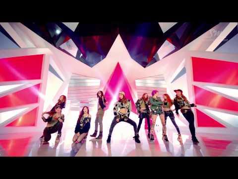 SNSD - Dancing Queen & I Got A Boy MV - Girls' Generation