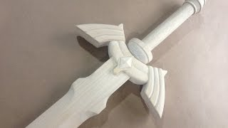 How to Make Link's Master Sword [Part 1] Zelda