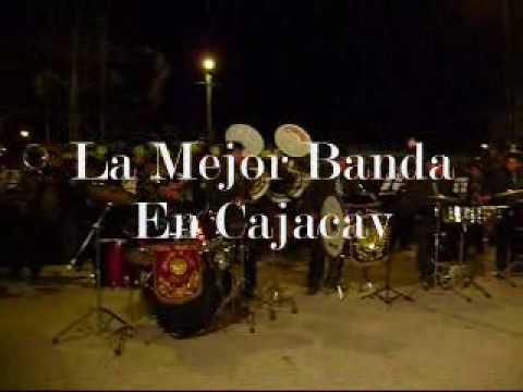 (Cajacay 2009) Al Fondo Ay Sitio Cubia /Banda Orquesta Internacional Llipa