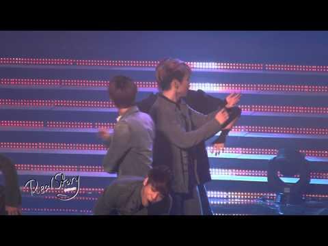 [fancam] 120323 SHINee Taemin - Stranger & Sherlock + 2min moment @ MB