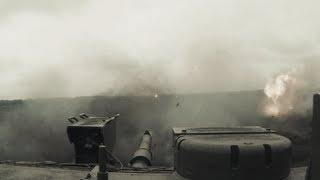 Leopard 1 - Live fire i Oksbøl 2013