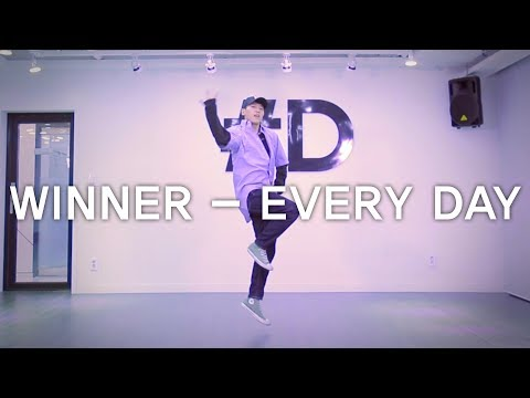 [ kpop ] WINNER (위너) - Every Day (에브리데이) Dance Cover (#DPOP STUDIO)