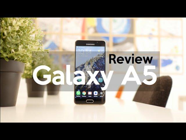 Samsung Galaxy A5, análisis