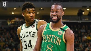 Boston Celtics vs Milwaukee Bucks - Full Game Highlights | January 16, 2020 | 2019-20 NBA Season