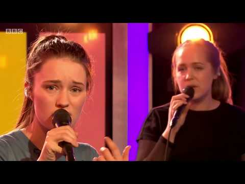Sigrid on The One Show performing Strangers. 26 Jan 2018. HD
