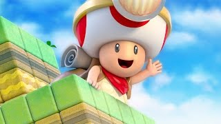 Captain Toad: Treasure Tracker Video Review