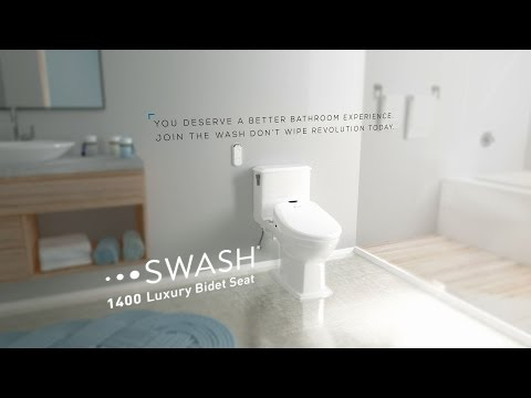 You deserve a better bathroom experience. Join the Wash Don't Wipe revolution today.