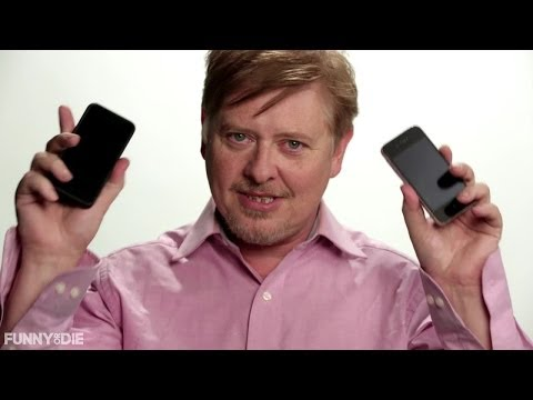 Blackberry Meltdown With Dave Foley - Smashpipe Comedy