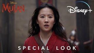 Start Streaming Friday   Mulan Special Look   Disney+