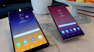 Samsung Galaxy Note 9 Live Hands On Ahead Of Unpacked!