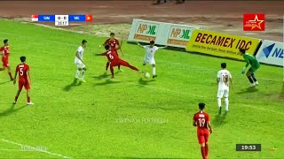 VietNam 3-0 Singapore | AFF U18 CHAMPIONSHIP 2019 FULL HD | GROUP B | 11/08/2019