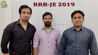 Introduction to RRB - JE - 2019 I Crash Course I EE I EC