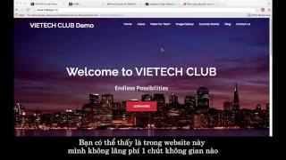 Hướng Dẫn Tạo Một Website Miễn Phí Wordpress 2018
