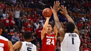 Wisconsin vs. Xavier: Badgers move on to Sweet Sixteen