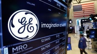GE stock tumbles for a second day