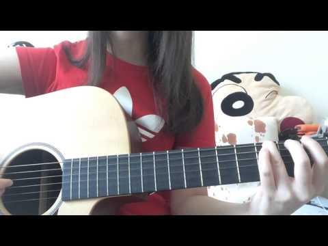 蔡健雅 - 陌生人(Guitar Cover)