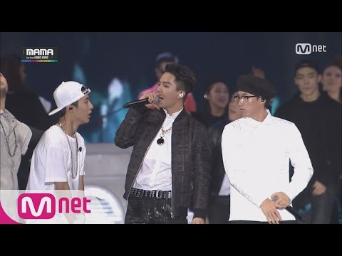 [STAR ZOOM IN] BOBBY · Song Minho · B.I · Epik High, YG Family on MAMA 14 'Born Hater' 160823 EP.129